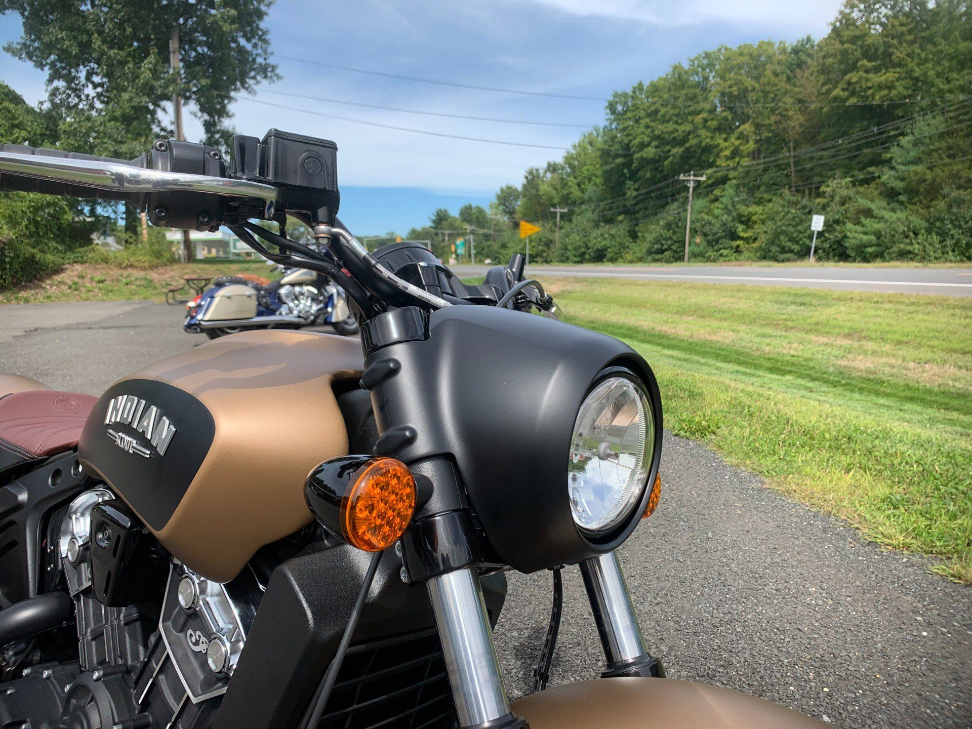 2020 Indian Scout® Bobber ABS Icon Series in Westfield, Massachusetts - Photo 4