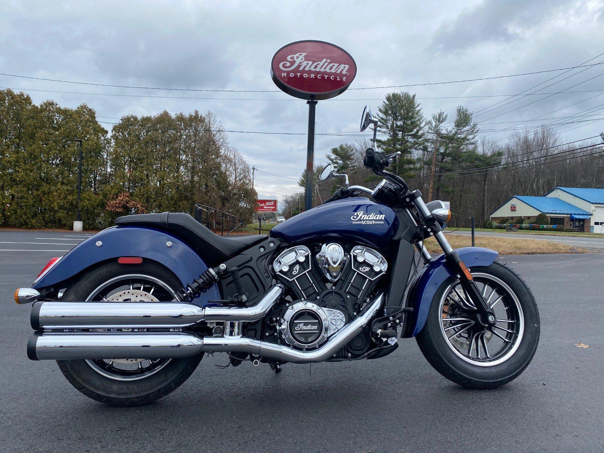 2017 Indian Springfield™ Motorcycles Westfield Massachusetts
