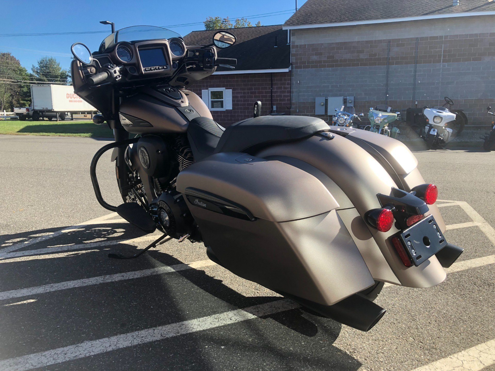 2019 Indian Chieftain Dark Horse® ABS in Westfield, Massachusetts