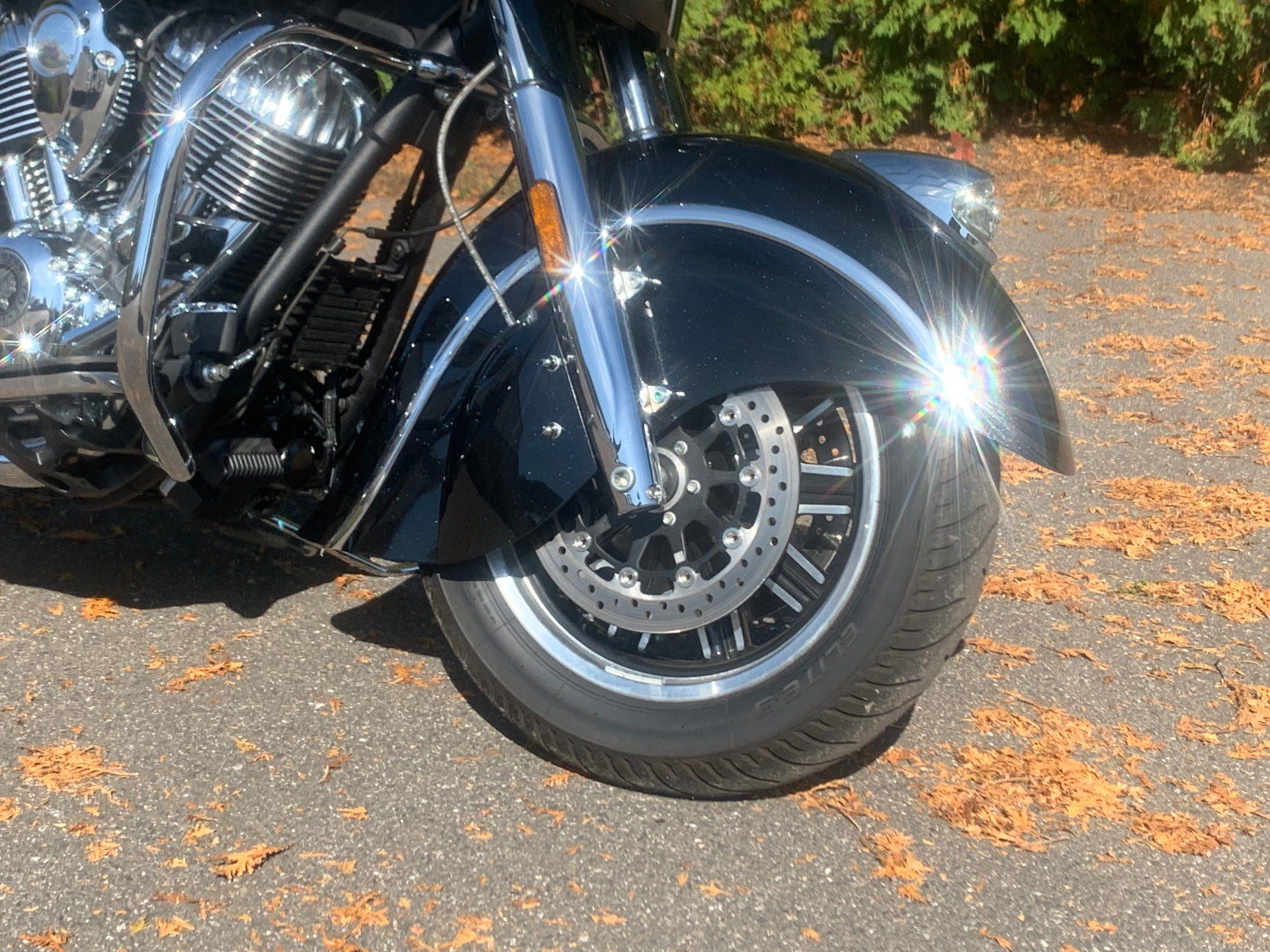 2017 Indian Chieftain® in Westfield, Massachusetts - Photo 3