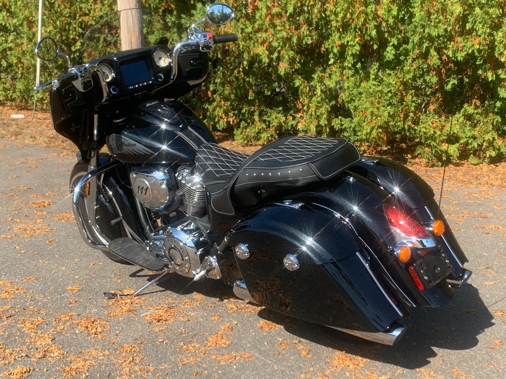 2017 Indian Chieftain® in Westfield, Massachusetts - Photo 1