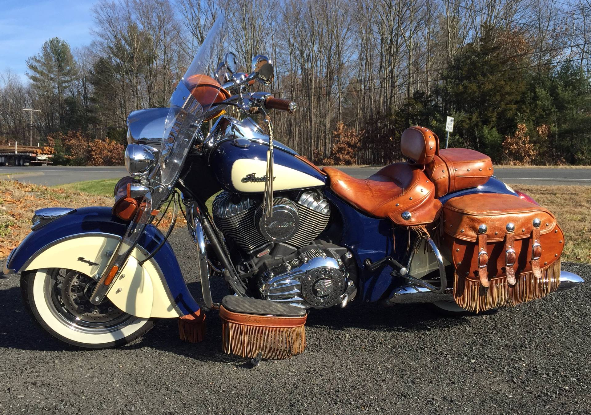 2014 Indian Chief® Vintage in Westfield, Massachusetts