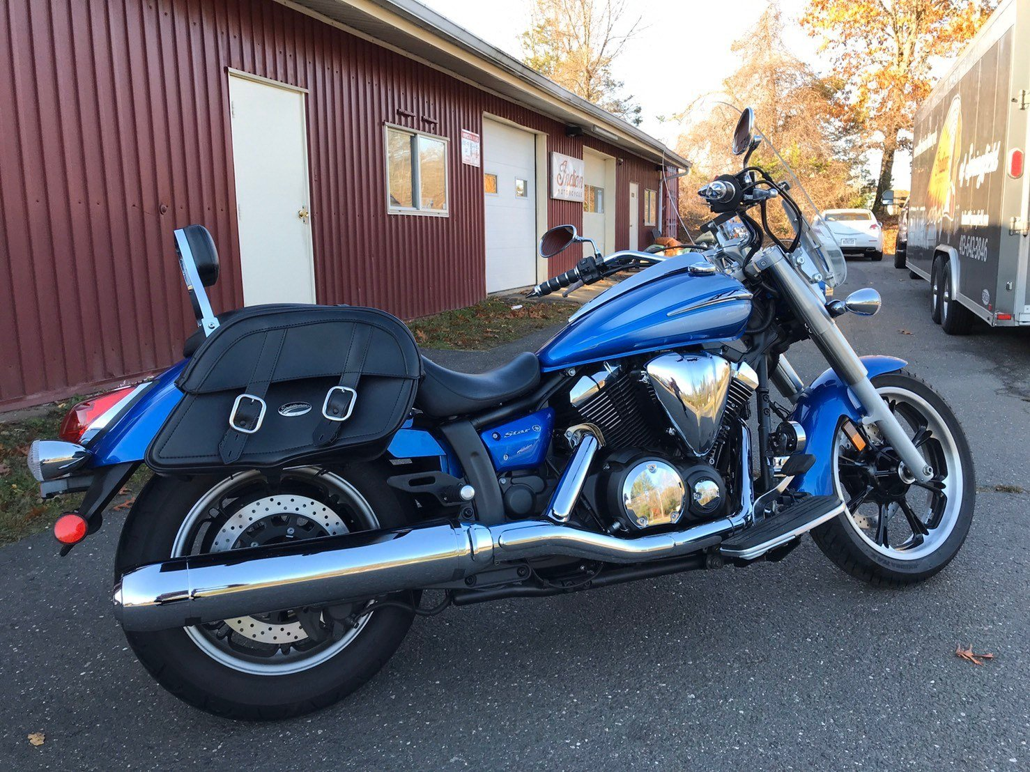 2009 Yamaha V Star 950 in Westfield, Massachusetts - Photo 1