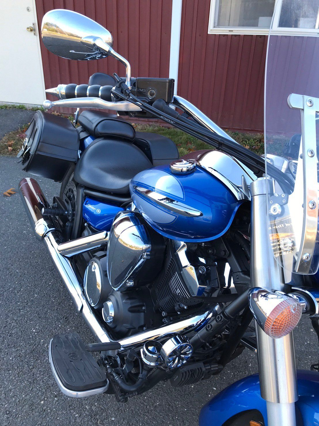 2009 Yamaha V Star 950 in Westfield, Massachusetts - Photo 4