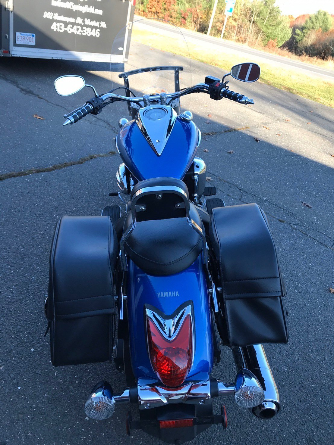 2009 Yamaha V Star 950 in Westfield, Massachusetts - Photo 5