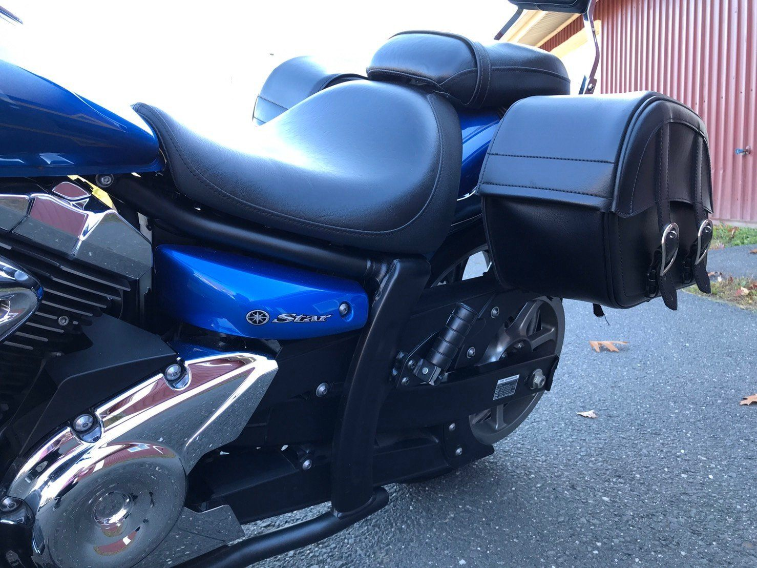 2009 Yamaha V Star 950 in Westfield, Massachusetts - Photo 6