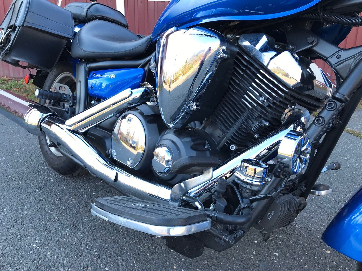 2009 Yamaha V Star 950 in Westfield, Massachusetts - Photo 12