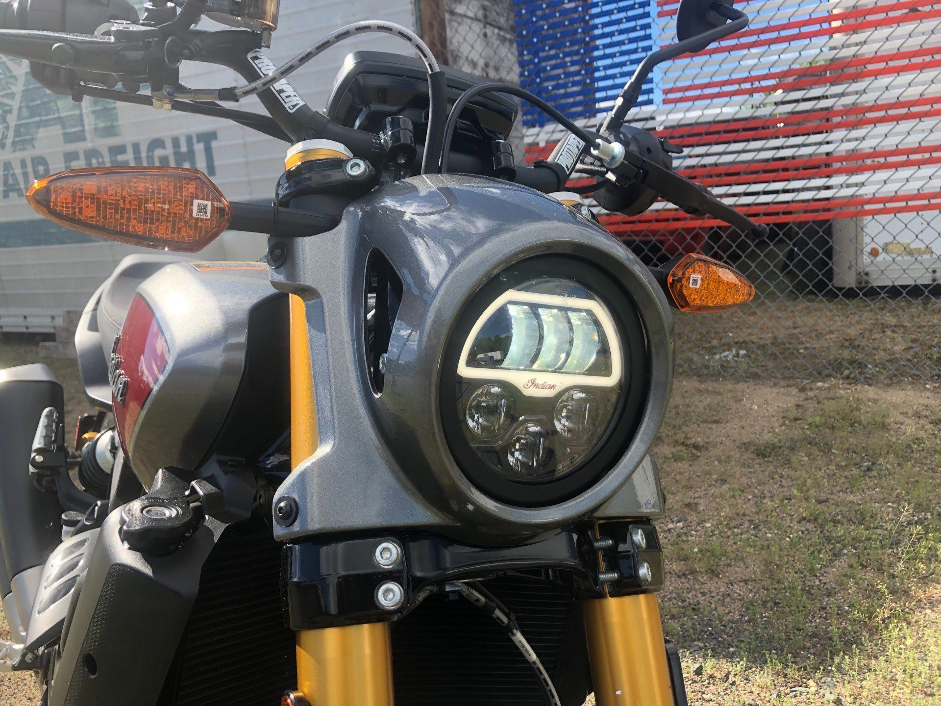 2019 Indian FTR™ 1200 S in Westfield, Massachusetts - Photo 3