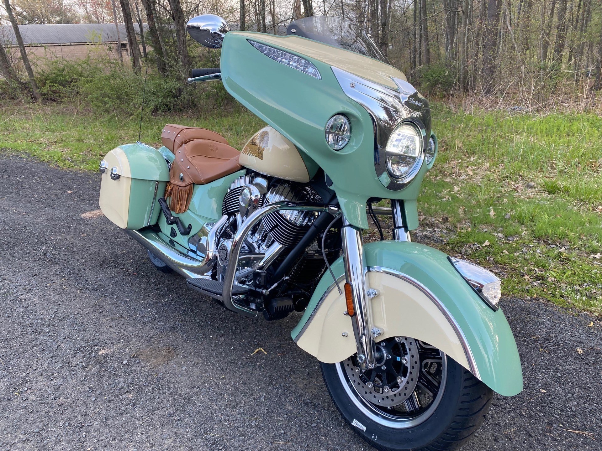 2020 Indian Chieftain® Classic Icon Series in Westfield, Massachusetts - Photo 5