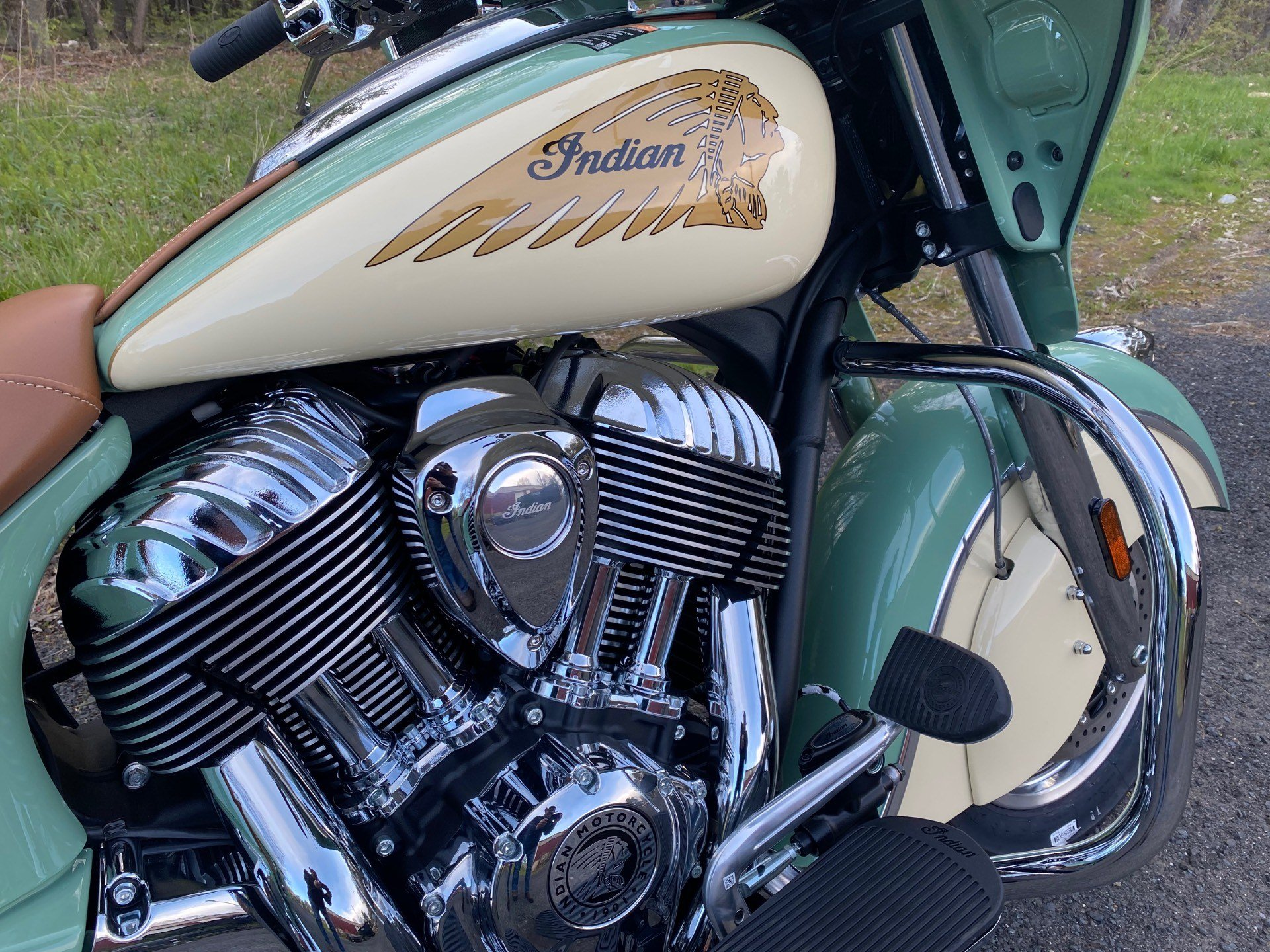 2020 Indian Chieftain® Classic Icon Series in Westfield, Massachusetts - Photo 6