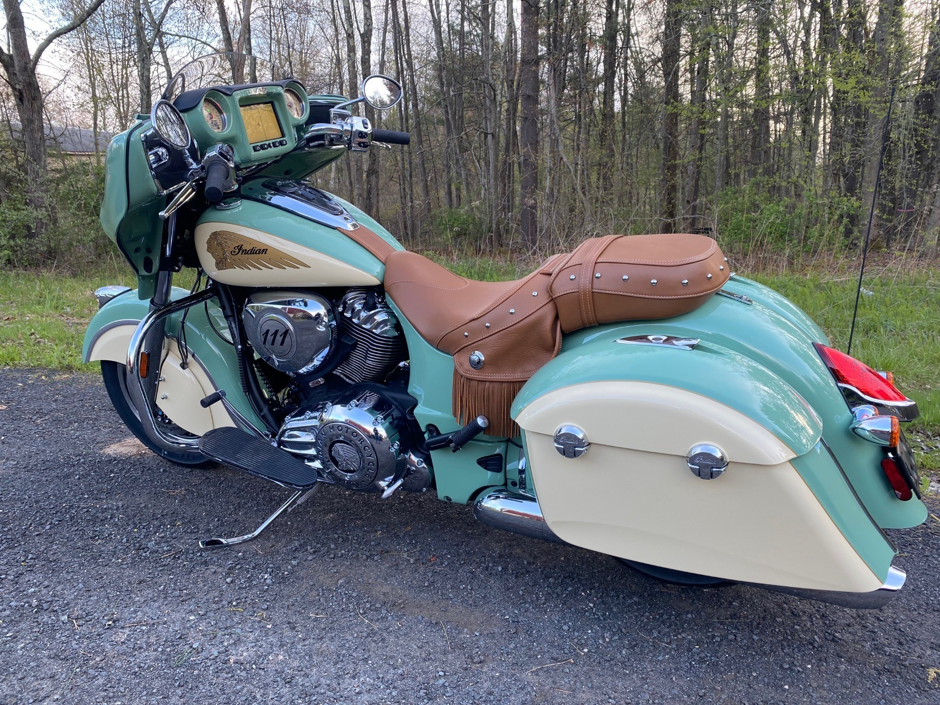 2020 Indian Chieftain® Classic Icon Series in Westfield, Massachusetts - Photo 13