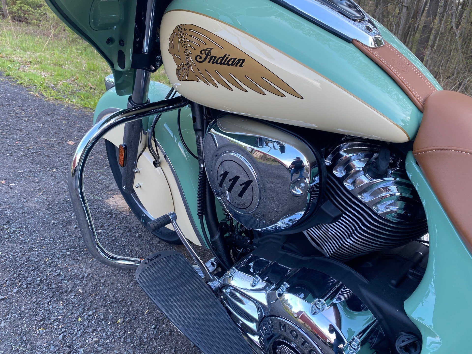 2020 Indian Chieftain® Classic Icon Series in Westfield, Massachusetts - Photo 14