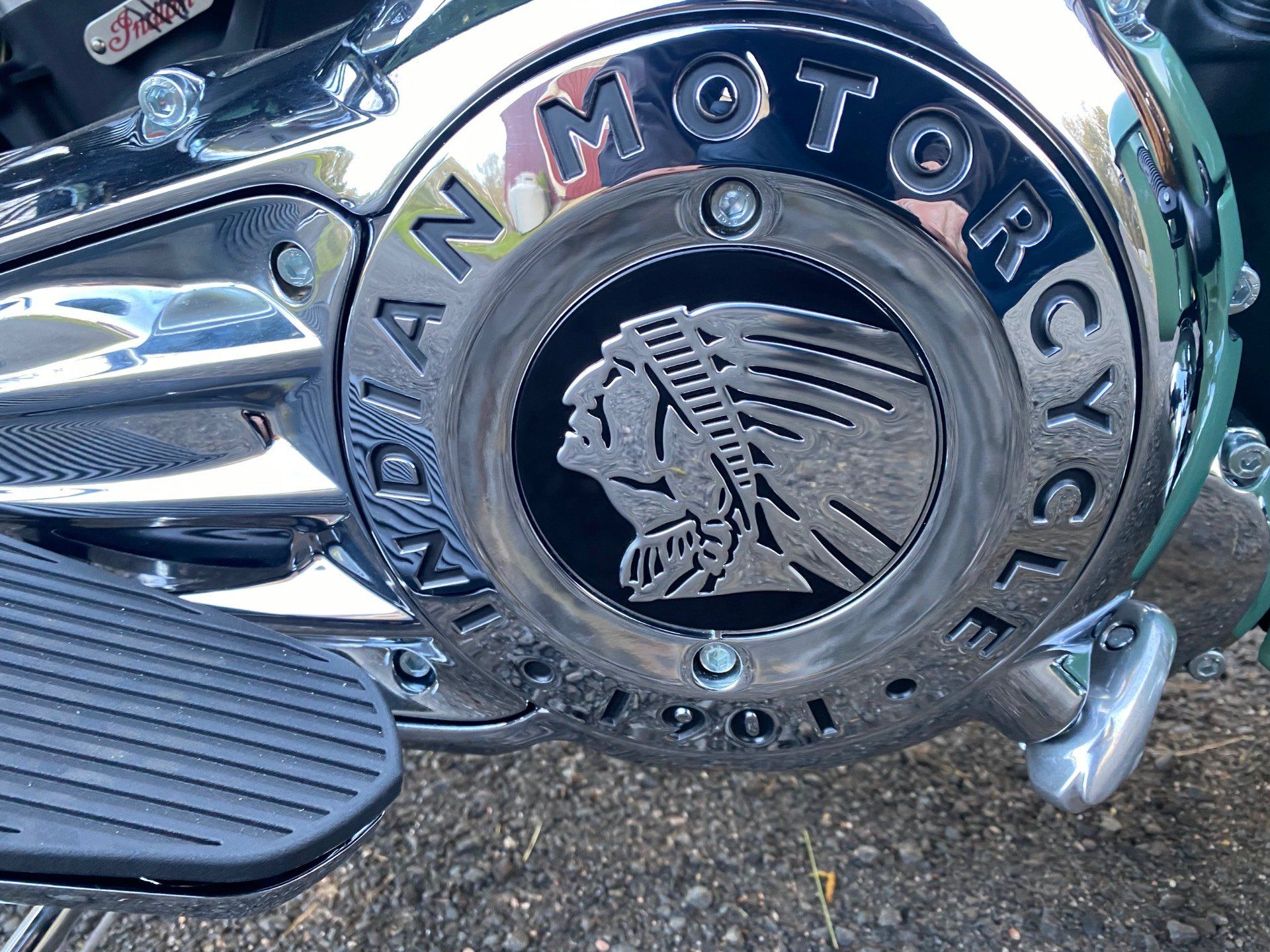 2020 Indian Chieftain® Classic Icon Series in Westfield, Massachusetts - Photo 16