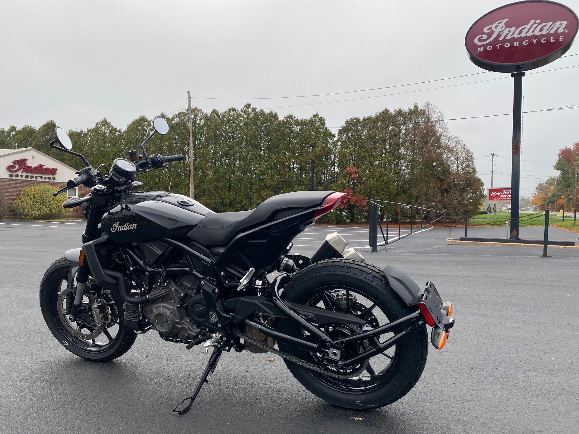 2019 Indian FTR™ 1200 in Westfield, Massachusetts - Photo 12