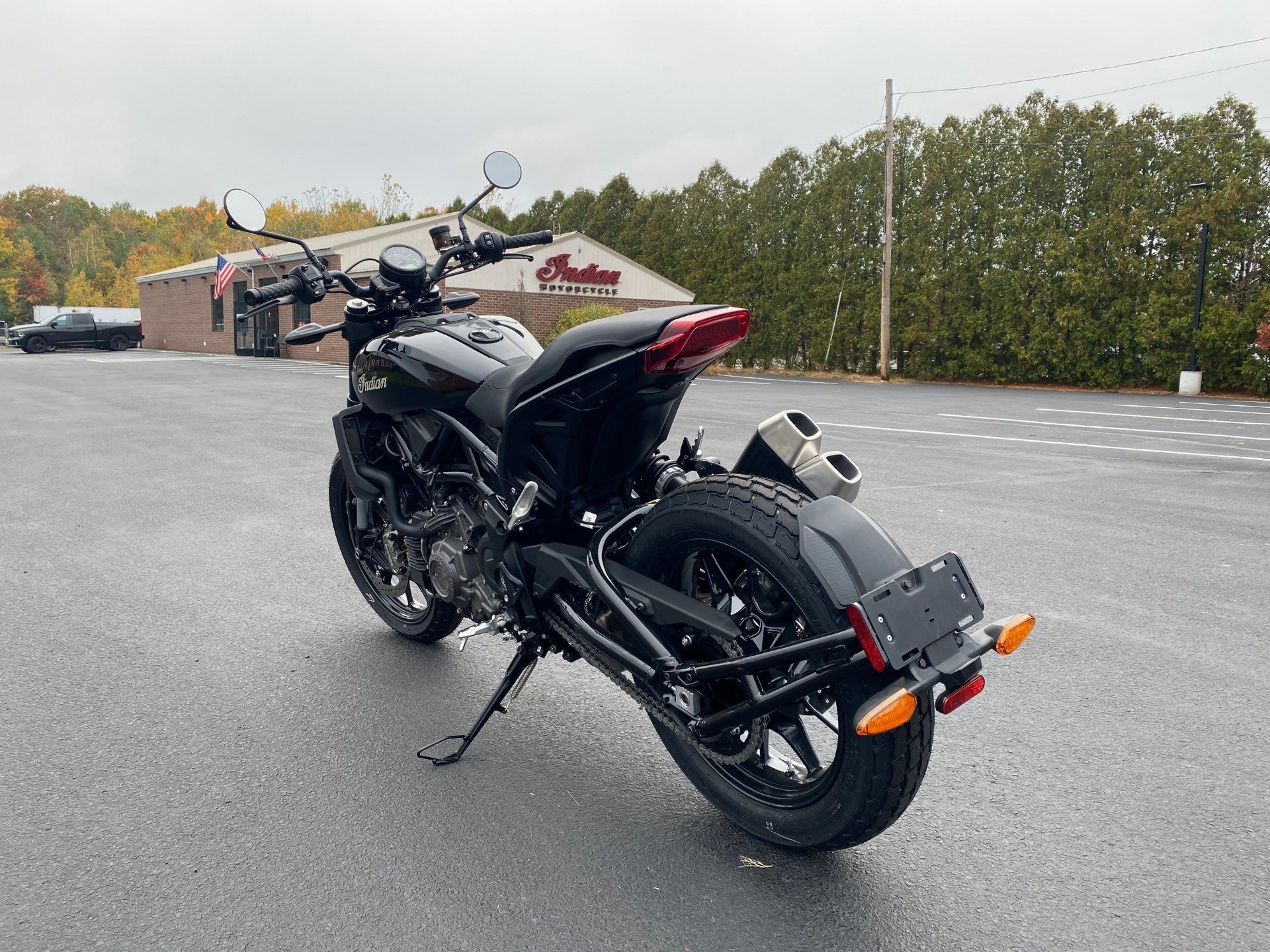 2019 Indian FTR™ 1200 in Westfield, Massachusetts - Photo 13