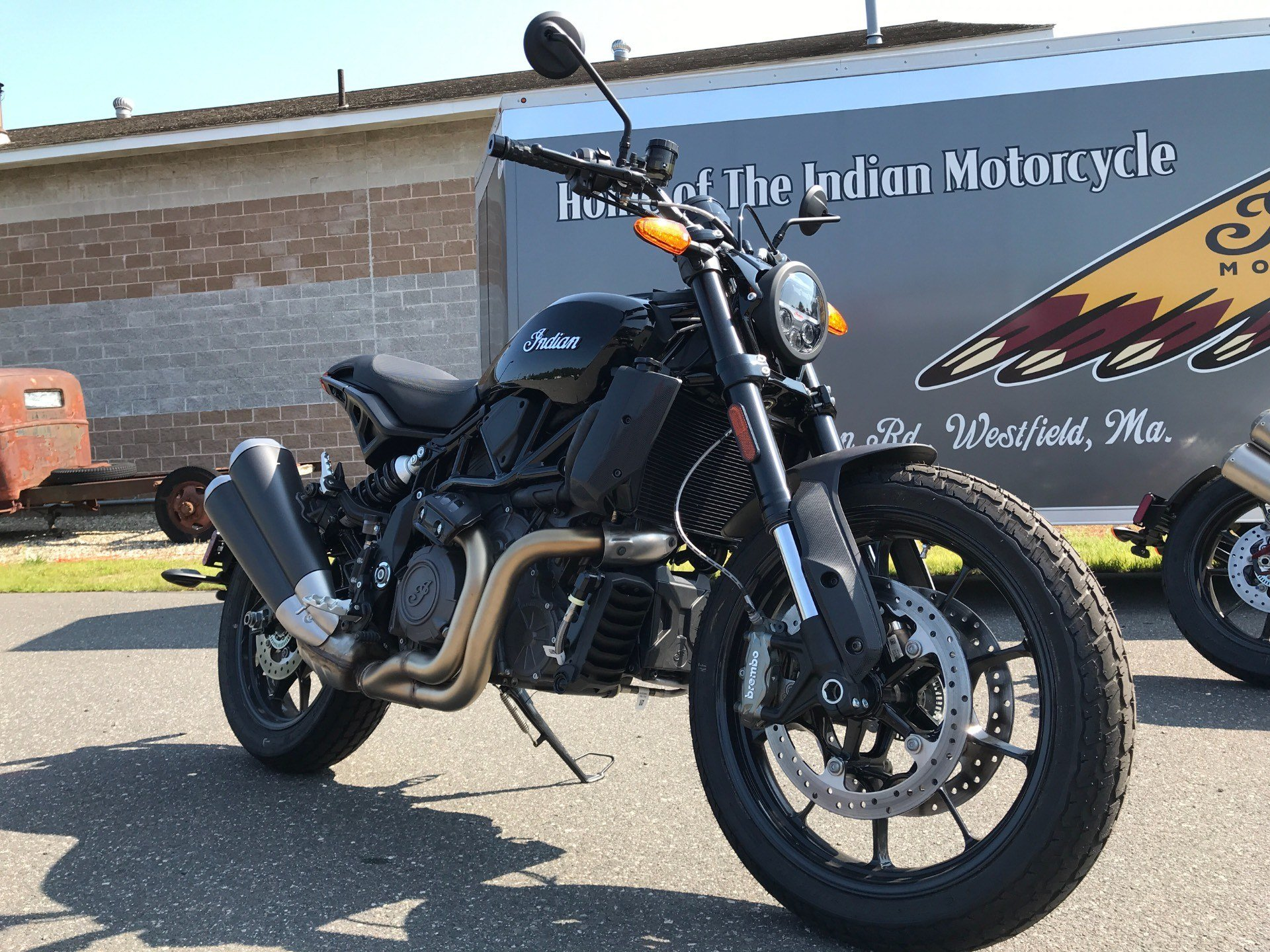 2019 Indian FTR™ 1200 in Westfield, Massachusetts - Photo 8