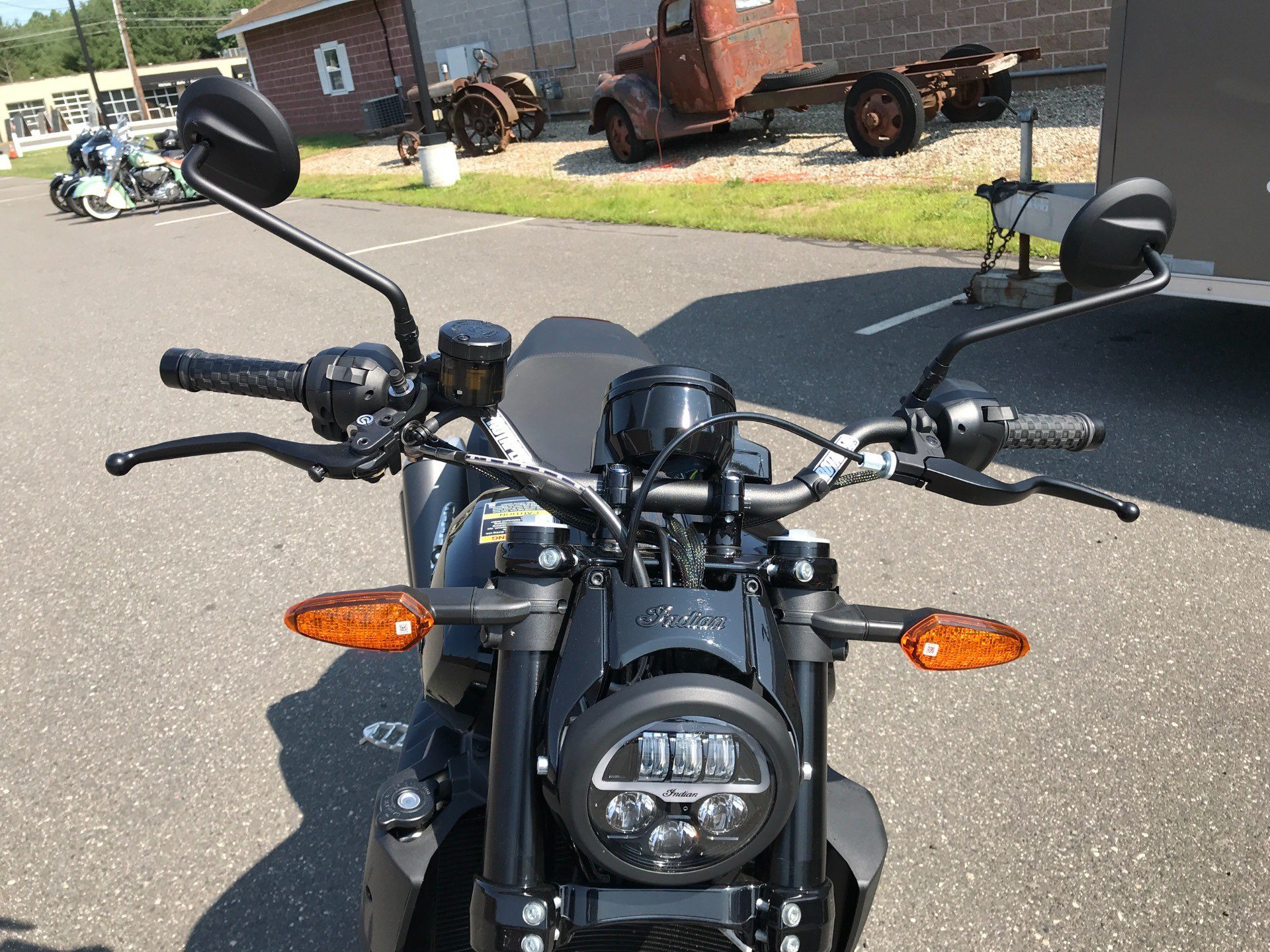 2019 Indian FTR™ 1200 in Westfield, Massachusetts - Photo 11