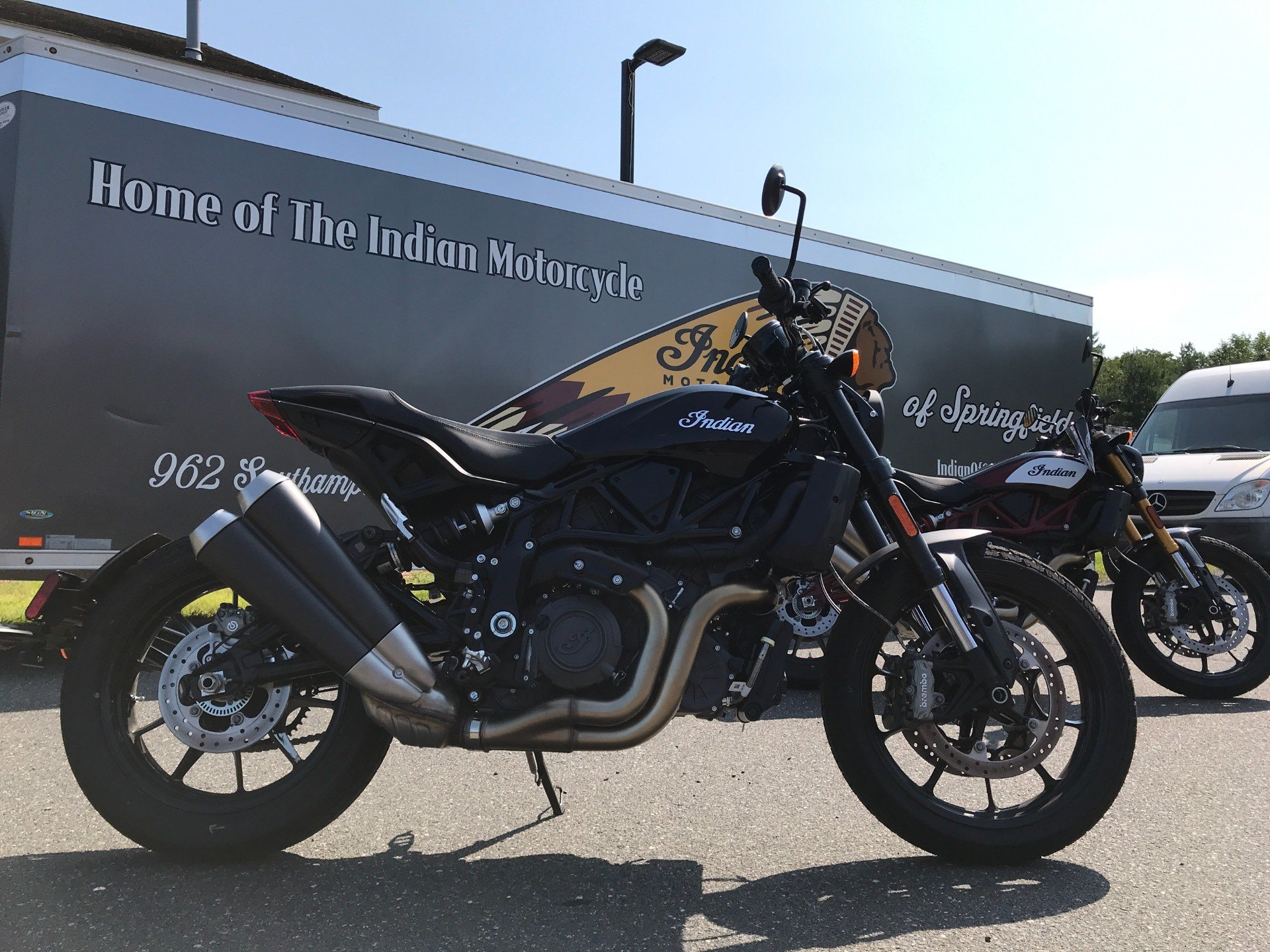 2019 Indian FTR™ 1200 in Westfield, Massachusetts - Photo 21
