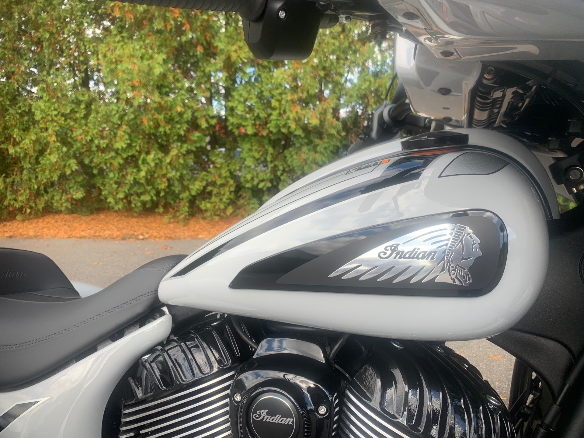 2020 Indian Chieftain® Dark Horse® Icon Series in Westfield, Massachusetts - Photo 6