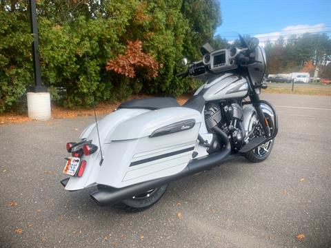 2020 Indian Chieftain® Dark Horse® Icon Series in Westfield, Massachusetts - Photo 1