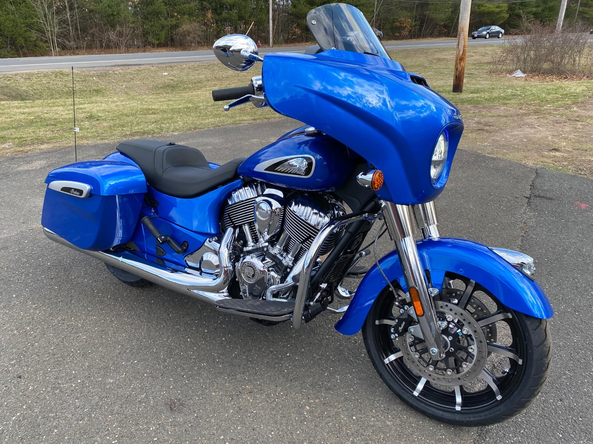 2020 Indian Chieftain® Limited in Westfield, Massachusetts - Photo 3