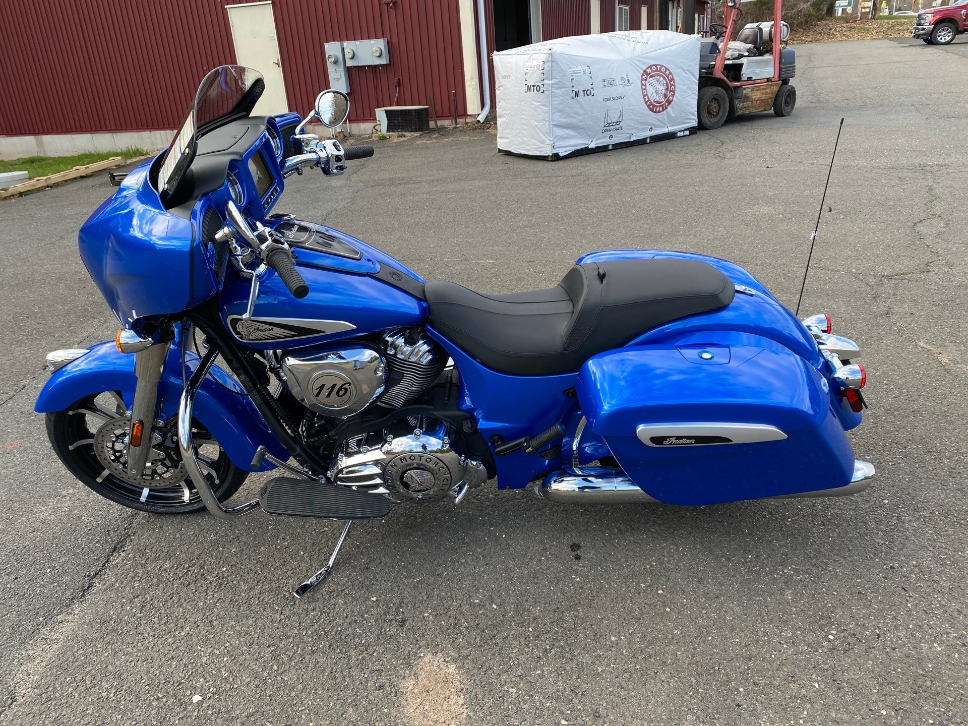 2020 Indian Chieftain® Limited in Westfield, Massachusetts - Photo 5