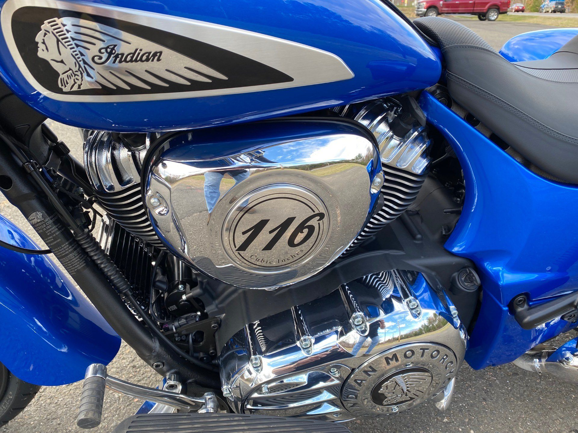 2020 Indian Chieftain® Limited in Westfield, Massachusetts - Photo 12