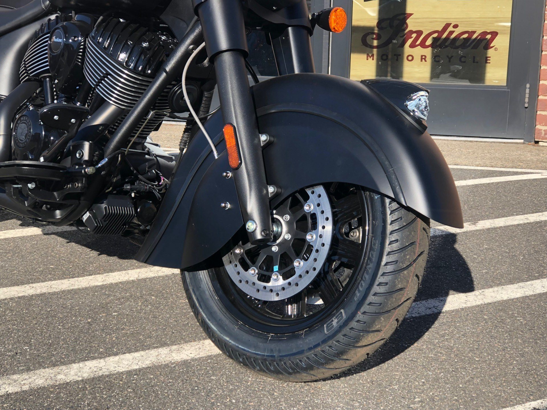 2019 Indian Chief® Dark Horse® ABS in Westfield, Massachusetts - Photo 2