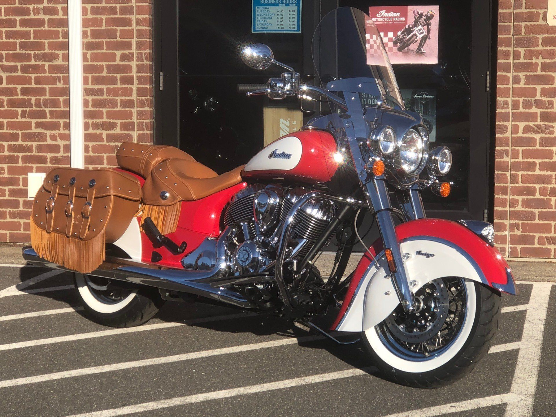 2020 Indian Chief® Vintage Icon Series in Westfield, Massachusetts - Photo 1
