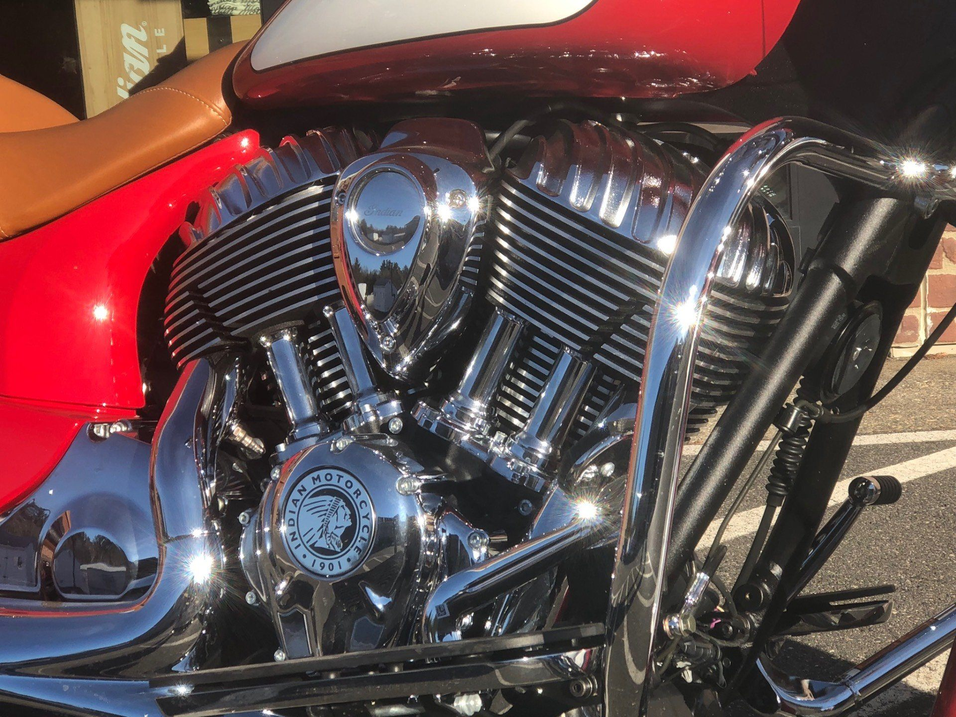 2020 Indian Chief® Vintage Icon Series in Westfield, Massachusetts - Photo 3