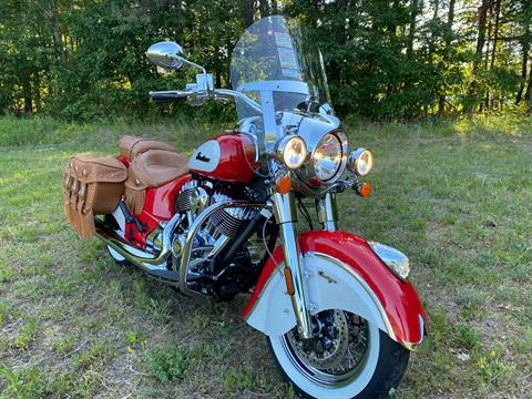 2020 Indian Chief® Vintage Icon Series in Westfield, Massachusetts - Photo 4