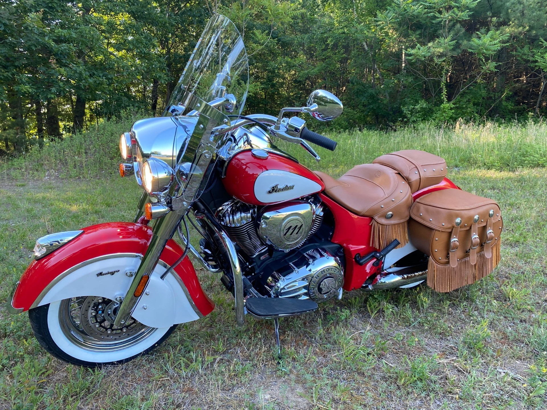 2020 Indian Chief® Vintage Icon Series in Westfield, Massachusetts - Photo 6