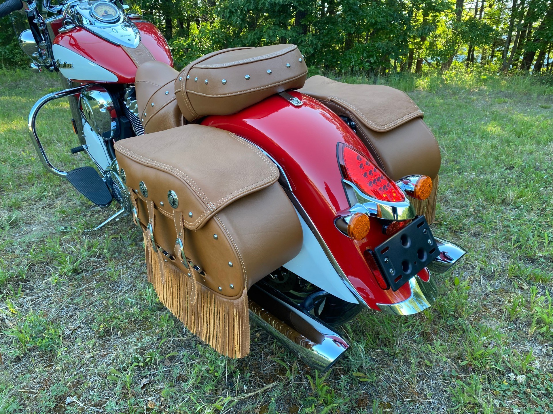 2020 Indian Chief® Vintage Icon Series in Westfield, Massachusetts - Photo 11