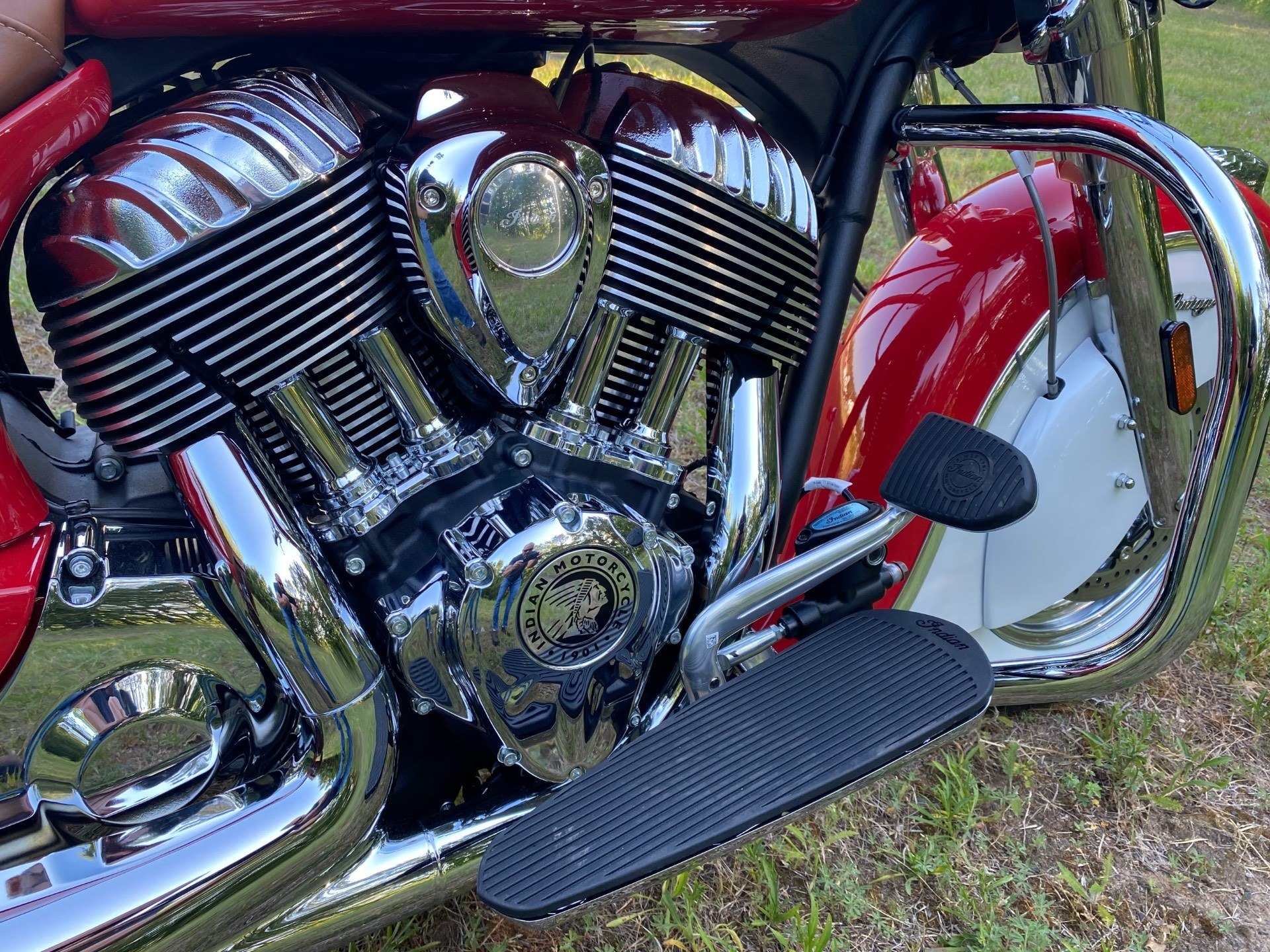 2020 Indian Chief® Vintage Icon Series in Westfield, Massachusetts - Photo 13