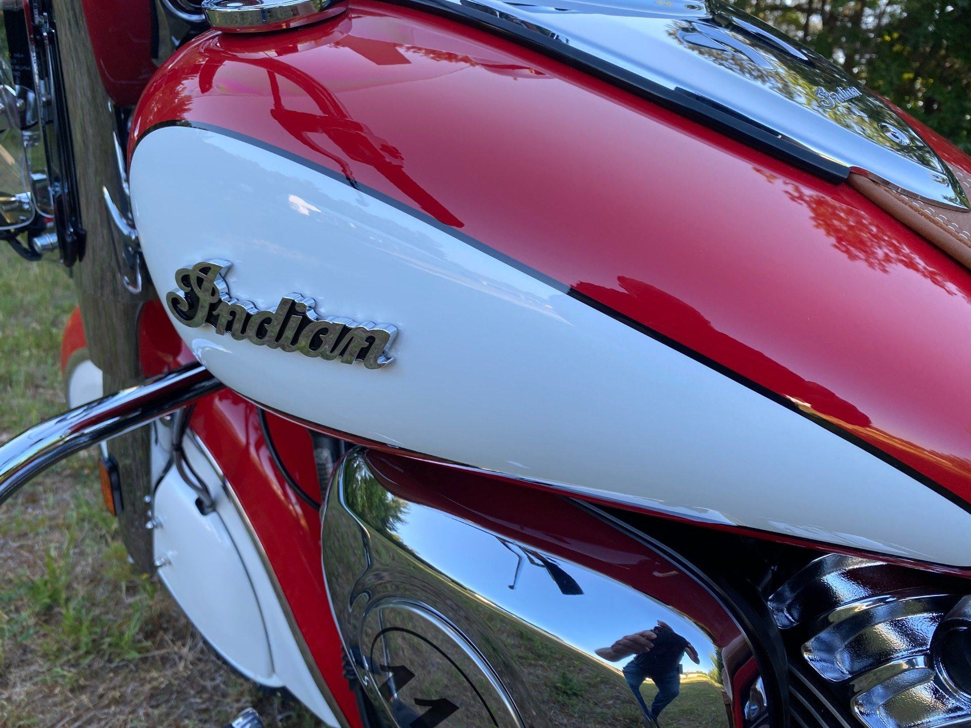 2020 Indian Chief® Vintage Icon Series in Westfield, Massachusetts - Photo 16