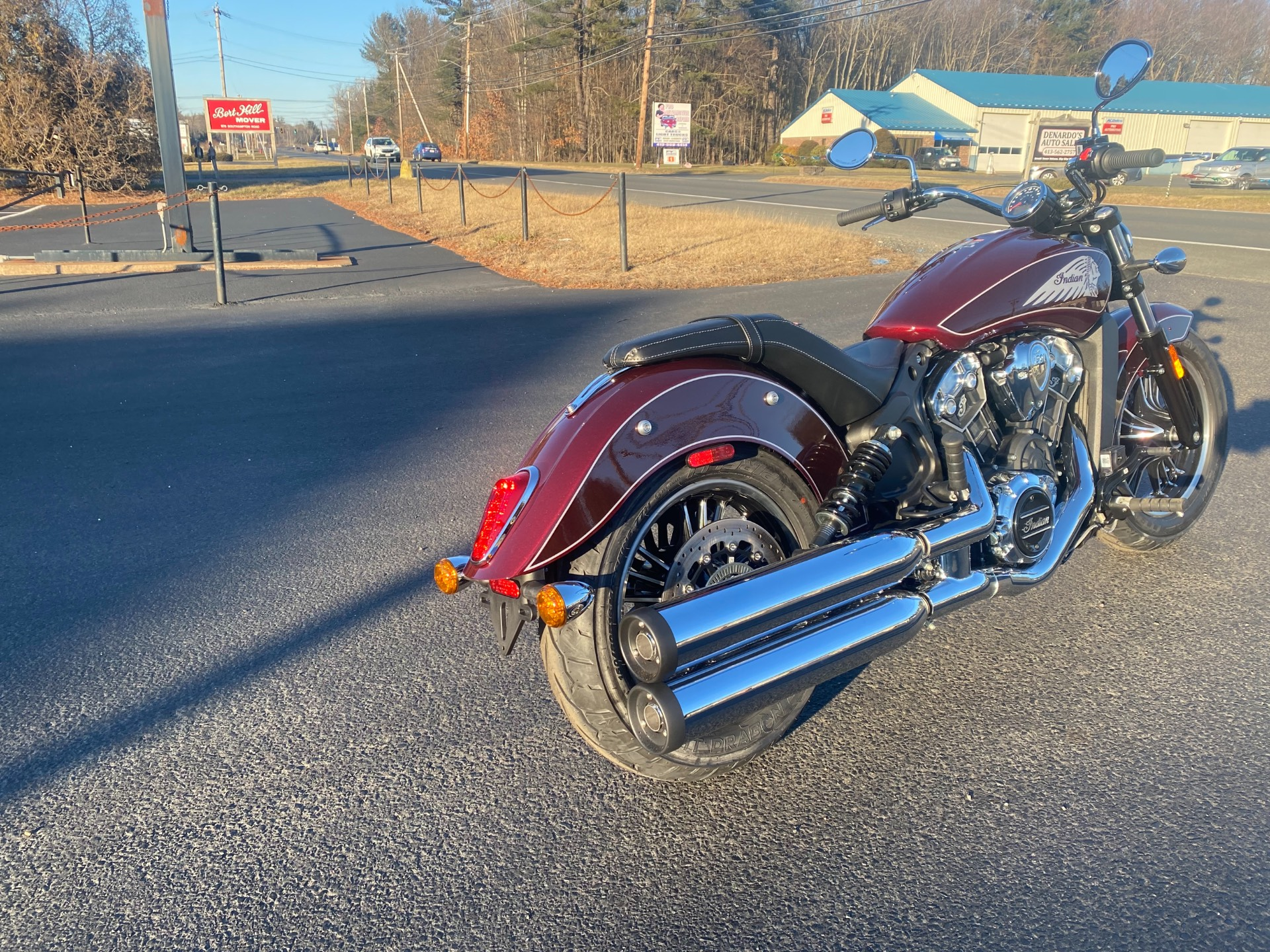 2021 Indian Scout® ABS in Westfield, Massachusetts - Photo 2
