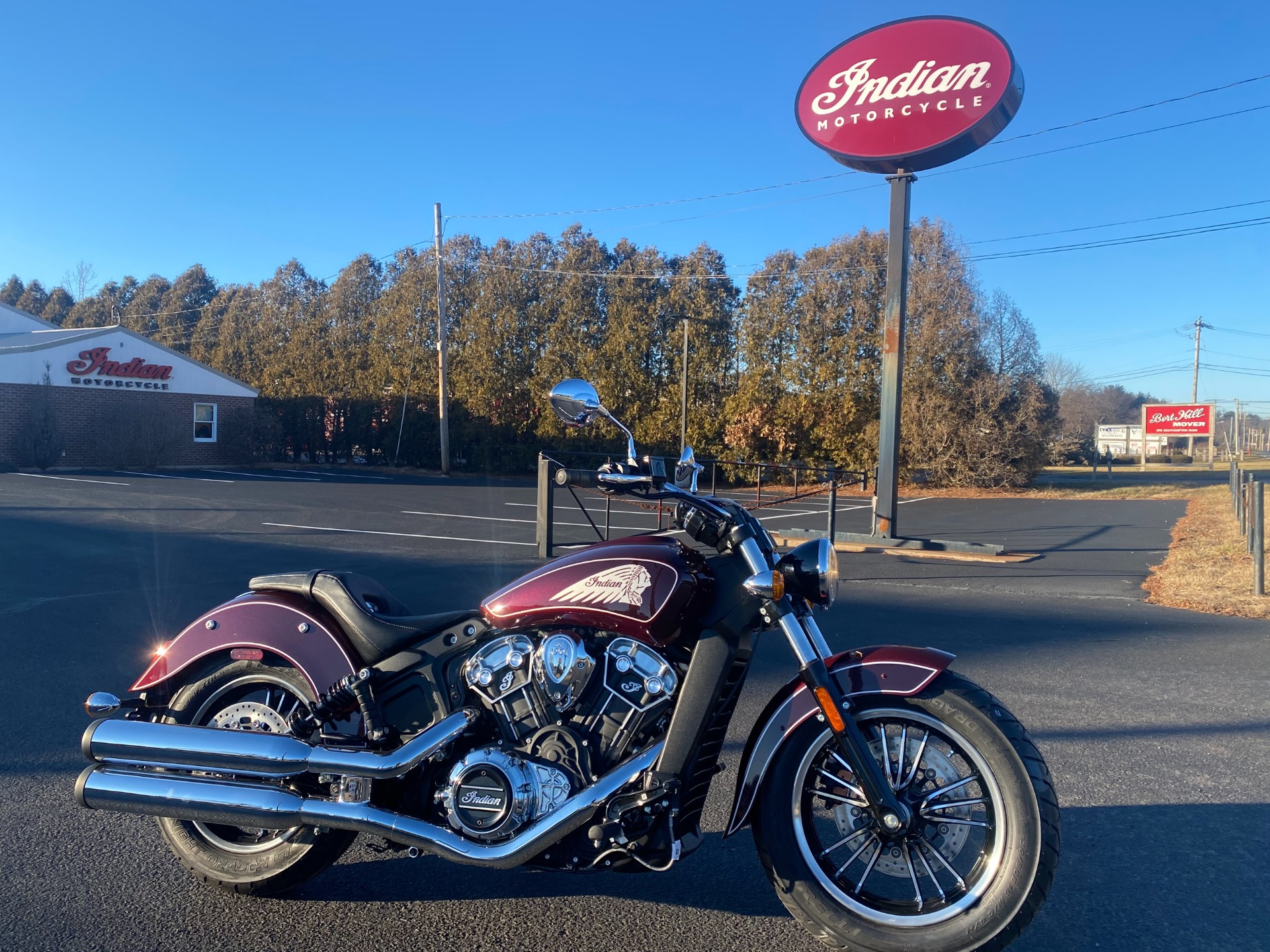 2021 Indian Scout® ABS in Westfield, Massachusetts - Photo 3