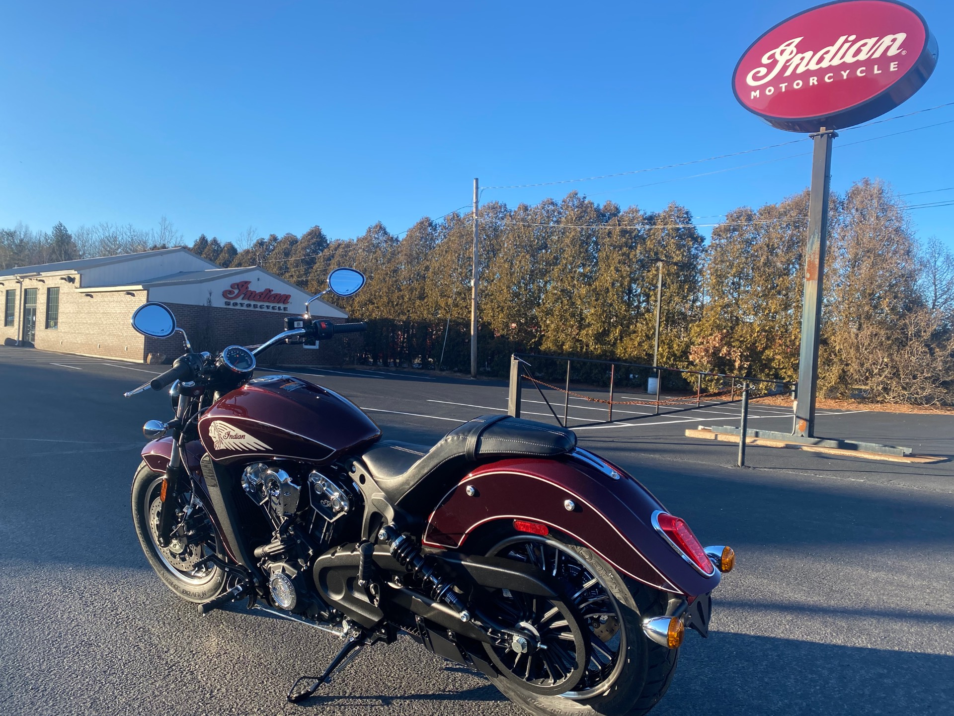 2021 Indian Scout® ABS in Westfield, Massachusetts - Photo 7