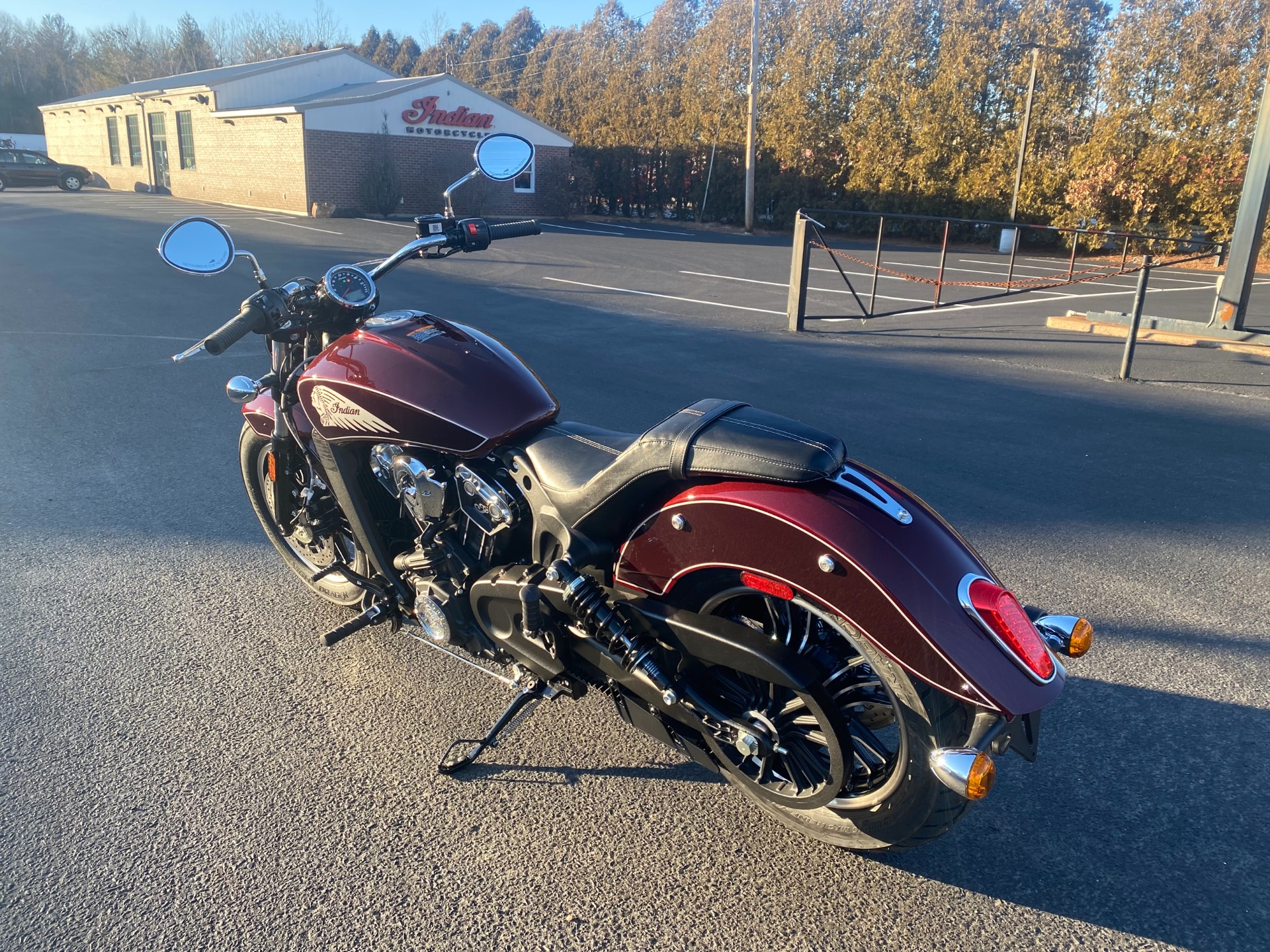 2021 Indian Scout® ABS in Westfield, Massachusetts - Photo 8