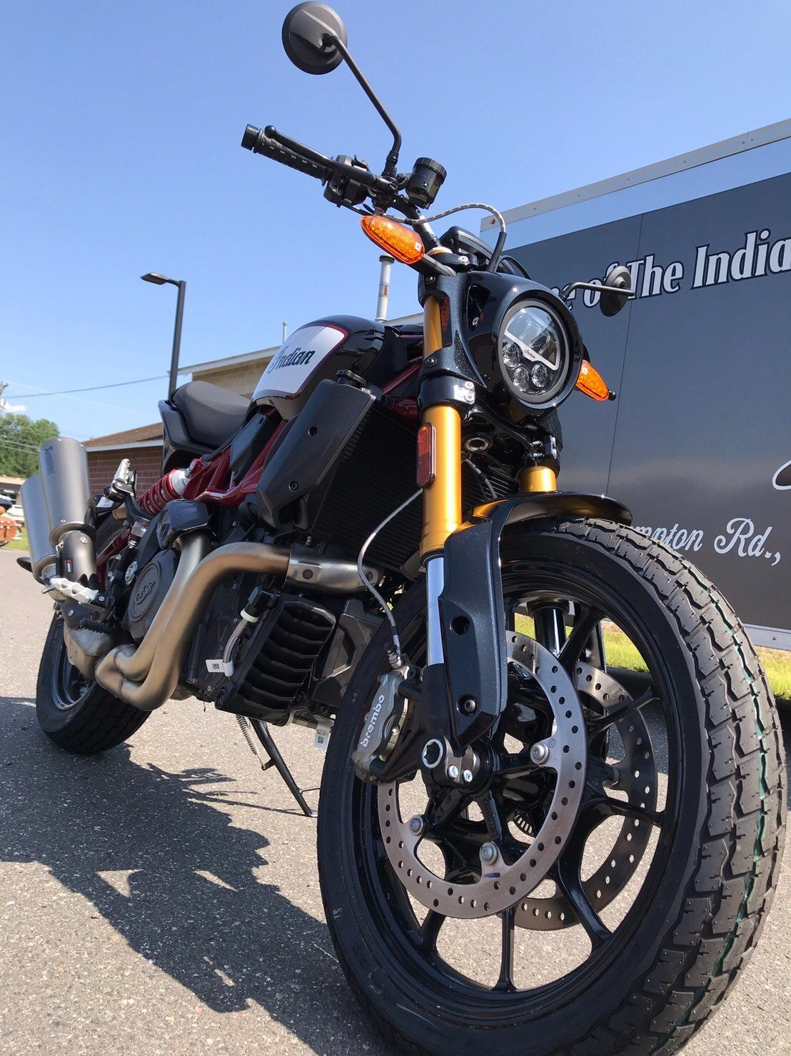 2019 Indian FTR™ 1200 S in Westfield, Massachusetts - Photo 8