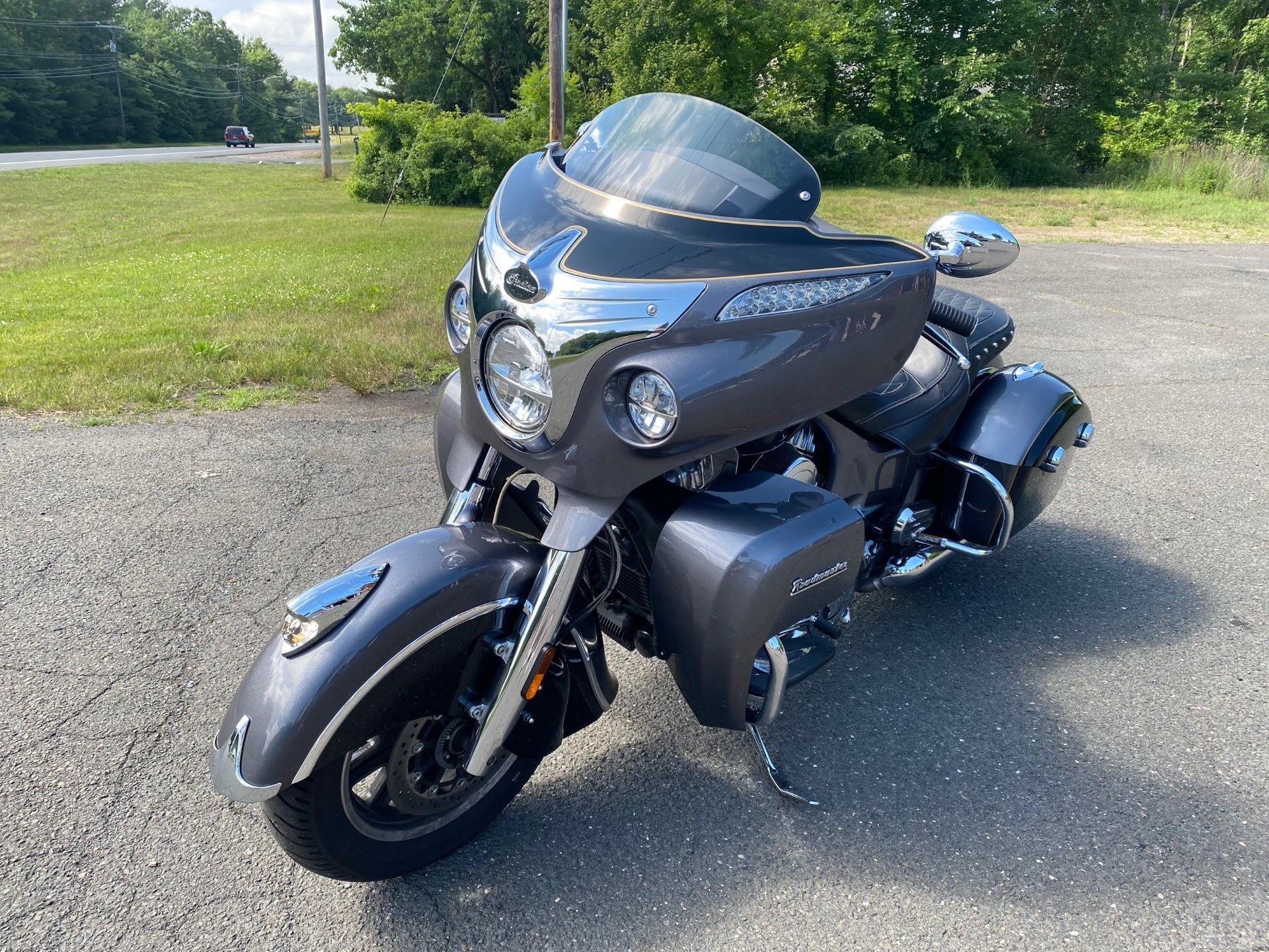 2016 Indian Roadmaster® in Westfield, Massachusetts - Photo 6