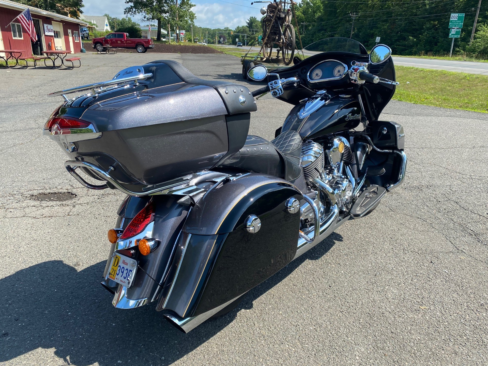 2016 Indian Roadmaster® in Westfield, Massachusetts - Photo 14