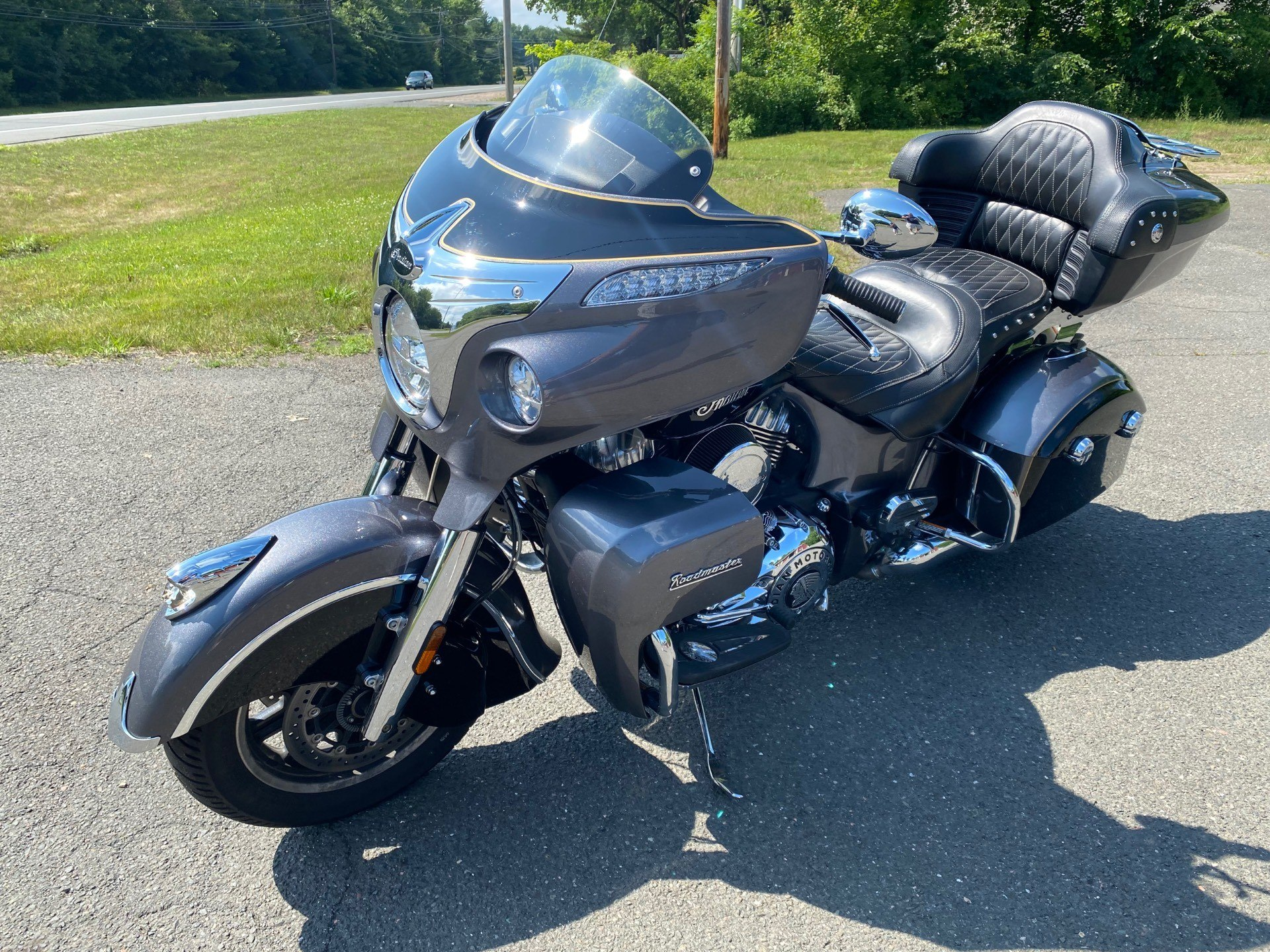 2016 Indian Roadmaster® in Westfield, Massachusetts - Photo 18