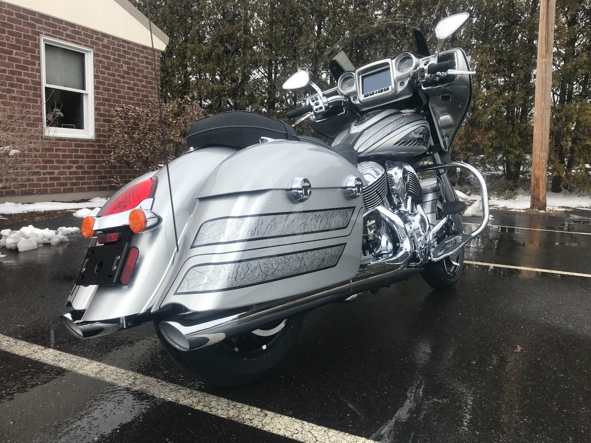2018 Indian Chieftain Elite in Westfield, Massachusetts - Photo 6