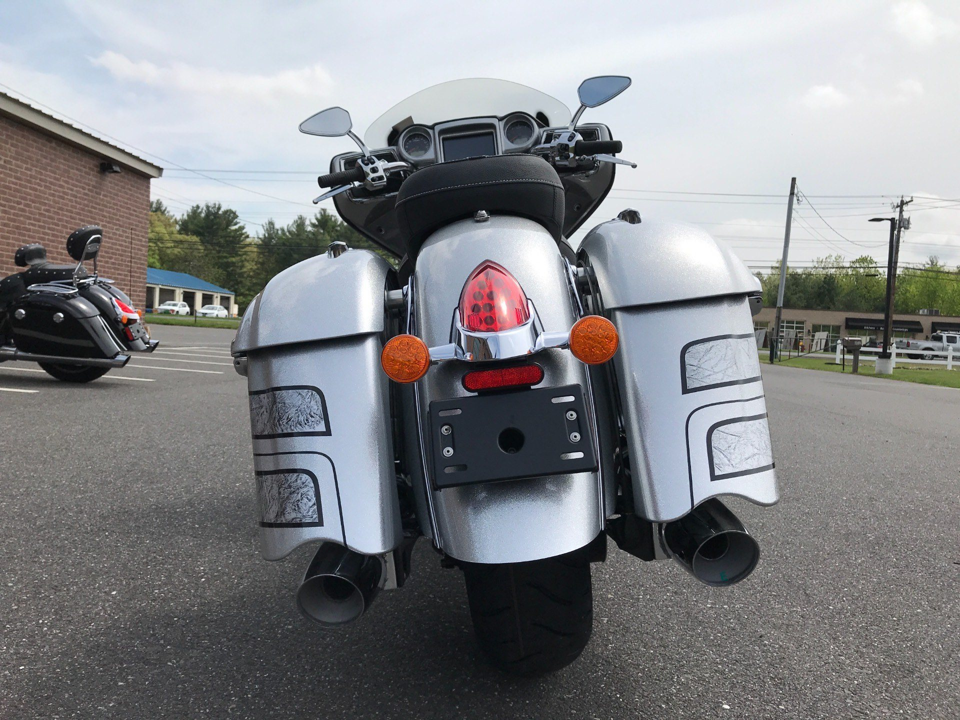 2018 Indian Chieftain Elite in Westfield, Massachusetts