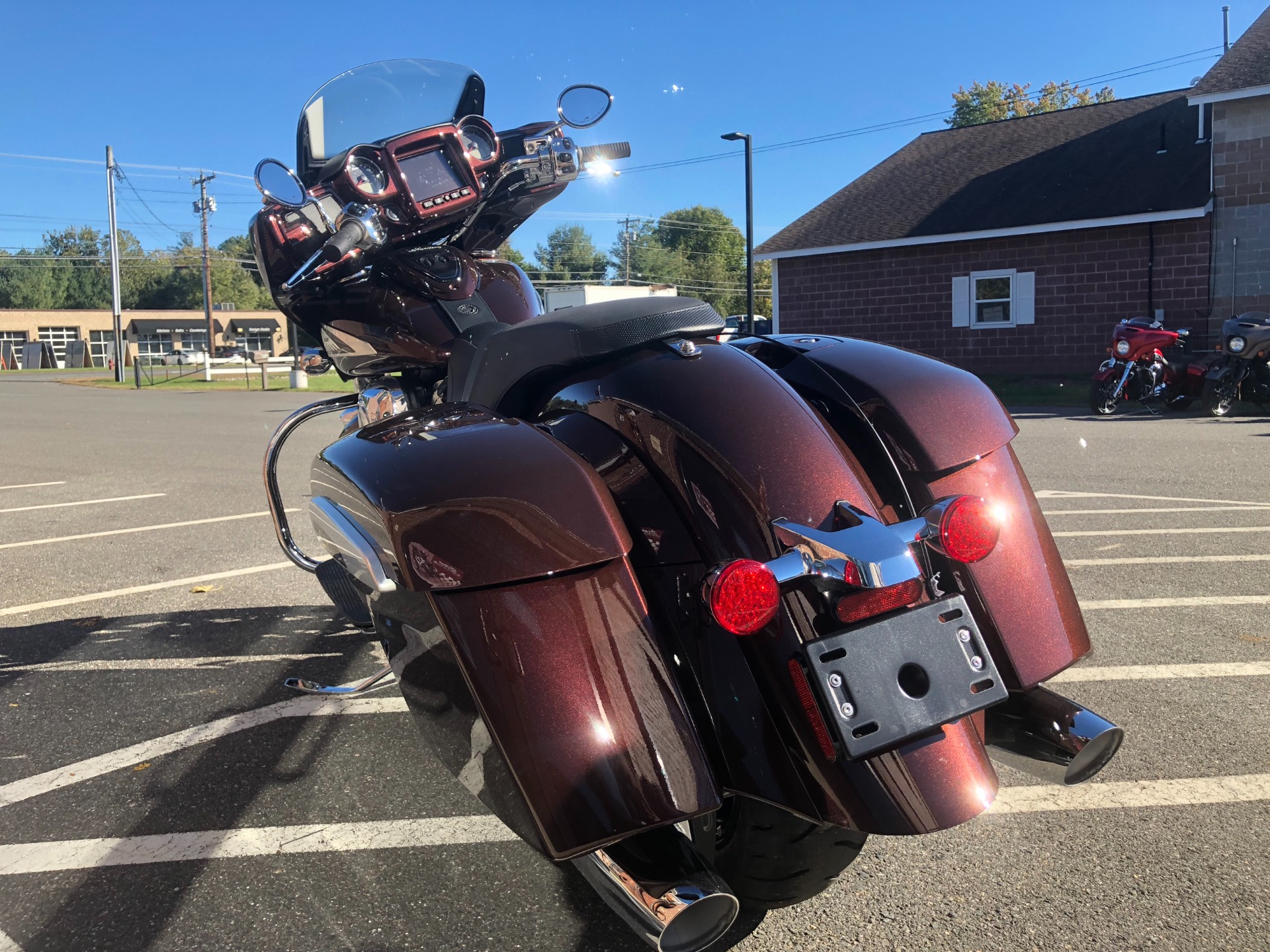2019 Indian Chieftain® Limited ABS in Westfield, Massachusetts - Photo 5