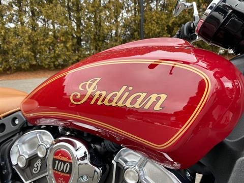 2020 Indian Scout® 100th Anniversary in Westfield, Massachusetts - Photo 3