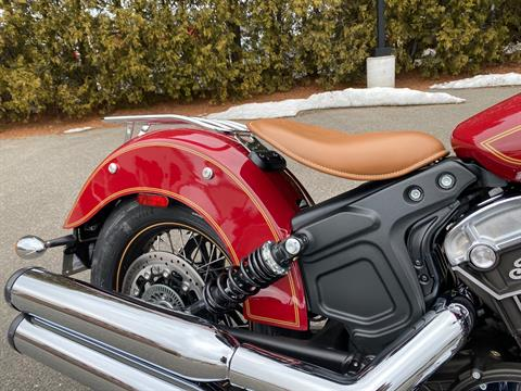 2020 Indian Scout® 100th Anniversary in Westfield, Massachusetts - Photo 6