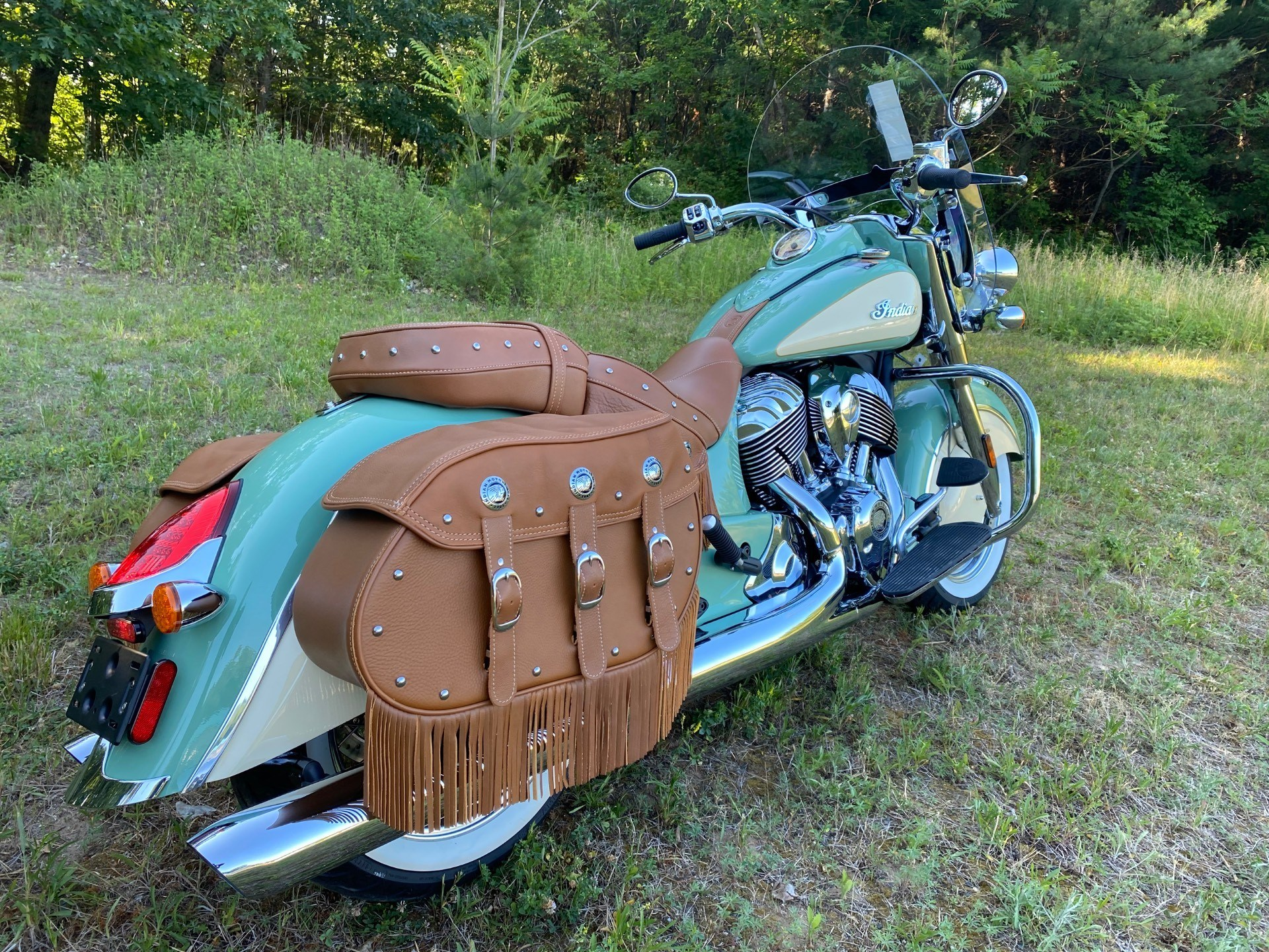 2020 Indian Chief® Vintage ABS in Westfield, Massachusetts - Photo 2