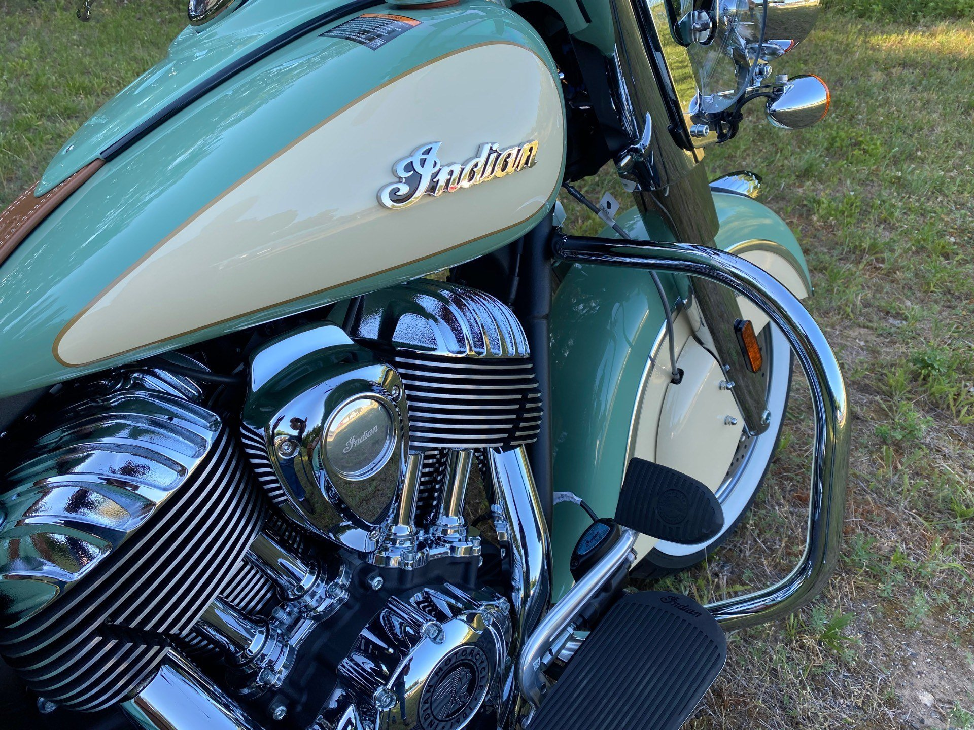 2020 Indian Chief® Vintage ABS in Westfield, Massachusetts - Photo 7